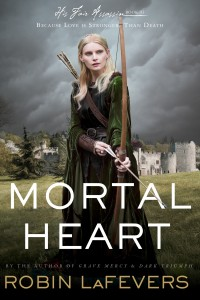 Mortal Heart Cover
